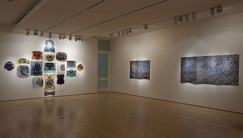 """transfer"" installation shot by teresa cole"