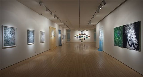 """""""transfer"""" installation shot by teresa cole"""