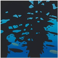 reflection by alex katz