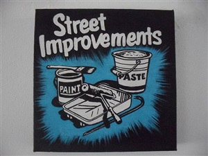 street improvements study by d*face