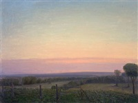 field near camp towanda ii by john beerman