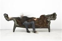 fossil (interwoven) by atelier van lieshout