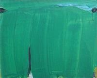 tout vert by olivier debré