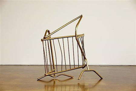 untitled (barricade) by aaron young