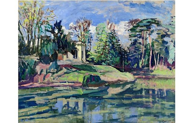 paysage n°6 by charles camoin