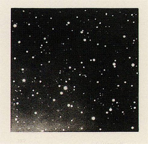 untitled (for parkett no. 44) by vija celmins