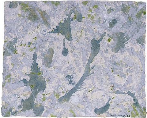 water no. 2 by lee krasner