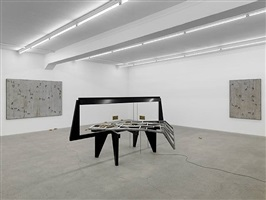 exhibition view by martin boyce