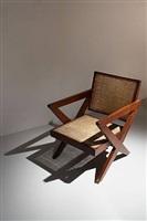 fauteuil by pierre jeanneret