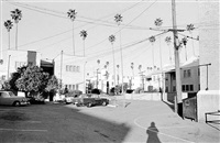 hollywood, ca by henry wessel