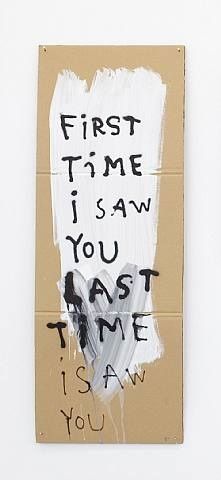 first time i saw you last time i saw you by anne-lise coste
