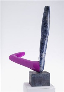 sculpture 4 by gary hume