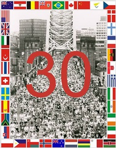 30 year by peter blake