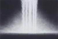 waterfall by hiroshi senju