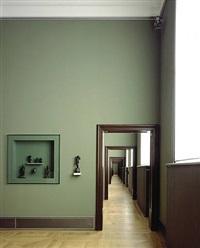 enfilade, bode-museum, berlin by reinhard görner