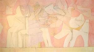 visions of pythia by edgar louis ewing