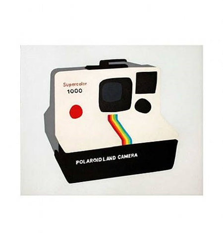 polaroid land camera by kota ezawa