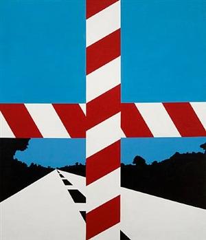 #77 (untitled) by allan d'arcangelo