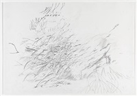 treatise drawing (berlin) by julie mehretu