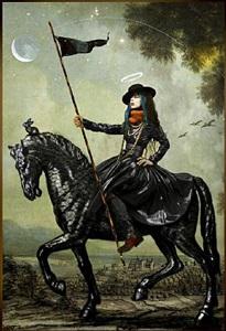 the night arrives/mahab by hector de gregorio