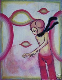 capricorn by aya takano