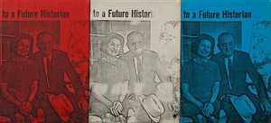 the presidential suite: to a future historian by billy apple