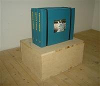works, volume 1-3 by roman signer