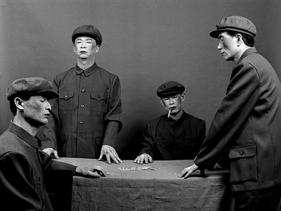 some days - 19 by wang ningde