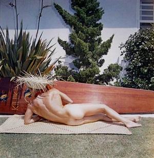 joe littel, 1957 by bruce bellas