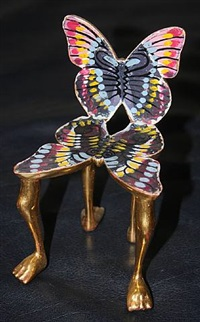 butterfly chair by pedro friedeberg