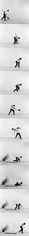 spade for spade by robin rhode