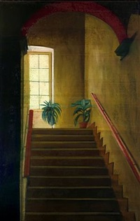 stairs at st remy by arturo di stefano