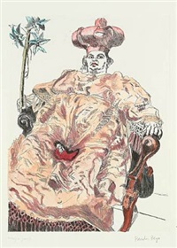 haven by paula rego