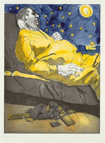 do you want to be my father? by paula rego
