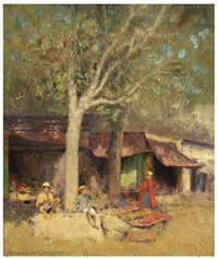 delhi by mortimer luddington menpes