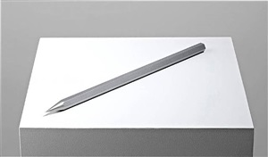 silver pencil by iran do espírito santo