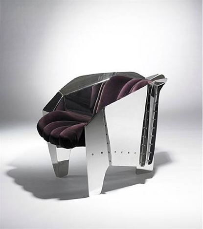 chicago chair by krueck & sexton