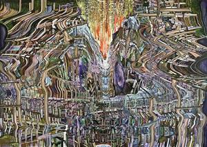 blunderbuss by jin meyerson