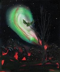 owl by kim dorland