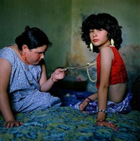 the necklace. buenos aires, argentina. by alessandra sanguinetti