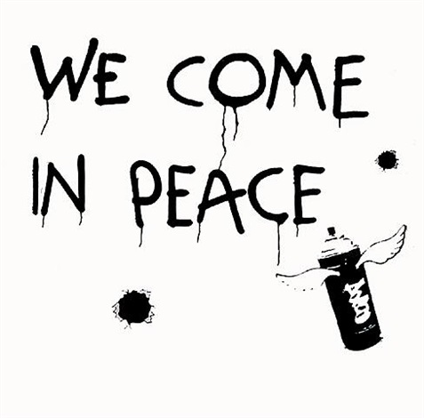 we come in peace by ben allen