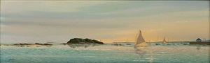 gull rock, faulkner and tuxis island (sold) by yves parent