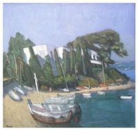 cove cap d'antibes by archie forrest