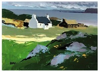 light, cuil phail, iona by donald mcintyre