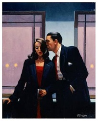 contemplation of betrayal by jack vettriano