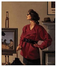 right time, right place by jack vettriano