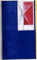 blue (sold) by richard diebenkorn