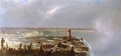niagara falls by régis françois gignoux