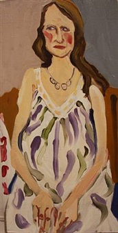 katherine 1 by chantal joffe