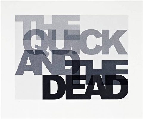 the quick and the dead by kenny hunter